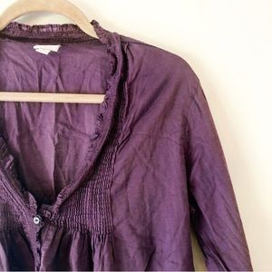 Converse One Star Blouse Size L